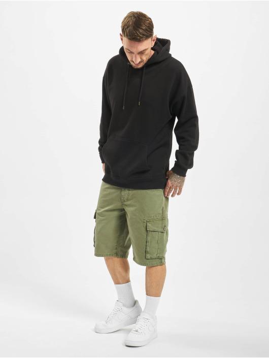 Mavi Jeans shorts Cargo olijfgroen