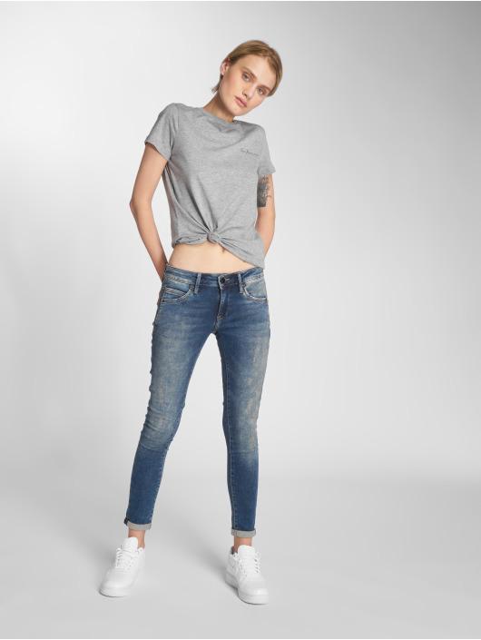 Mavi Jeans Skinny Jeans Lexy blau