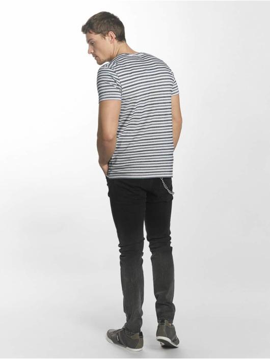 Mavi Jeans T-Shirt Striped indigo