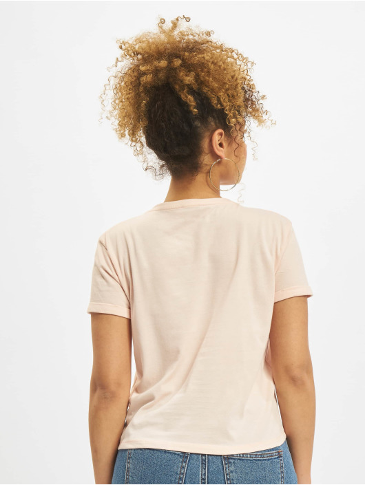 Mavi Jeans T-Shirt Embroidery rosa