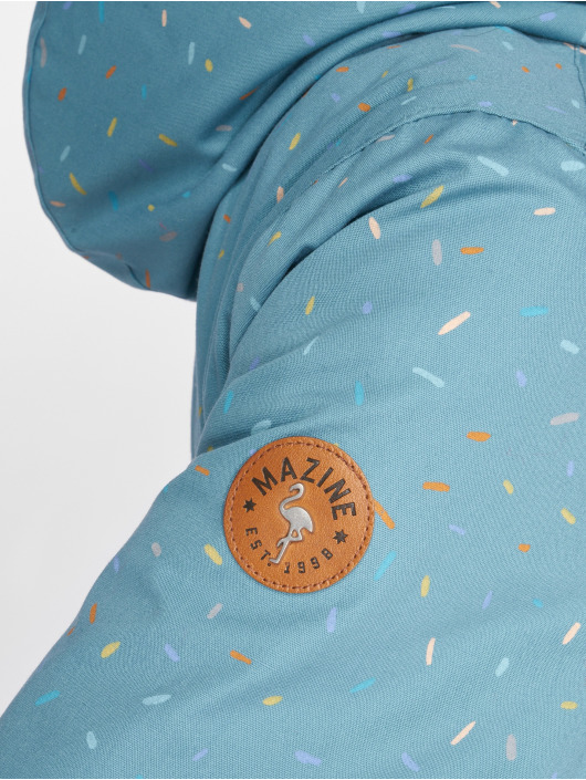 Mazine Lightweight Jacket Library blue