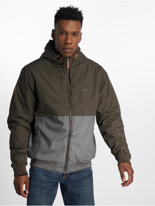 Mazine Lightweight Jacket Campus Classic gray