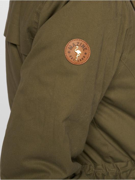 Mazine Lightweight Jacket Wakefield olive
