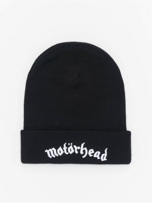 Merchcode Beanie Motörhead zwart