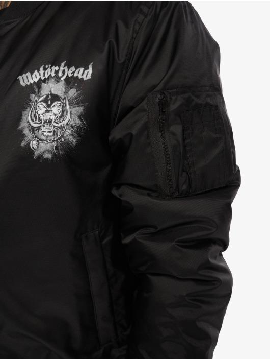 Merchcode Bomber jacket Motörhead Lemmy black