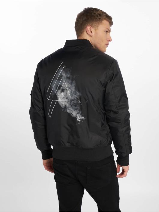 Merchcode Jackor Bomberjacka Motörhead Lemmy i svart 550517