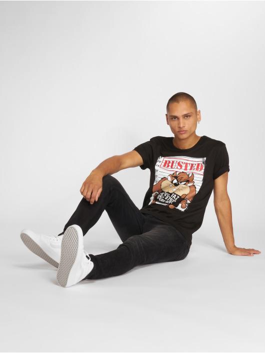 Merchcode Camiseta Taz negro
