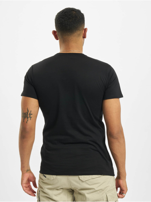 Merchcode Camiseta King negro