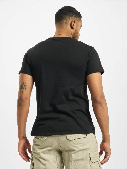 Merchcode Camiseta Sprite Logo negro