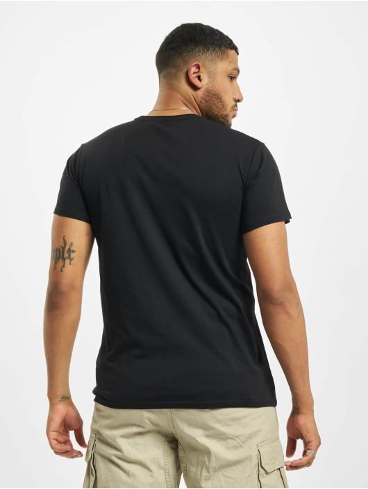 Merchcode Camiseta Deadpool Hey You negro