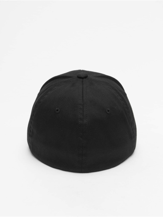 Merchcode Flexfitted Cap Friends Logo black
