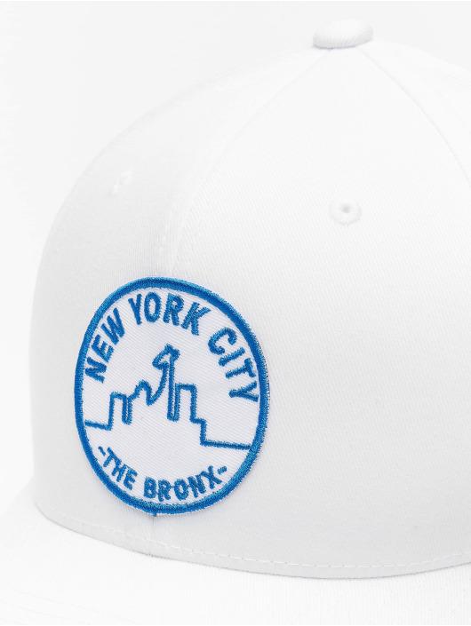 Merchcode Flexfitted Cap Nyc Bronx Emblem wit