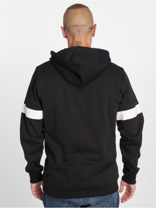Merchcode Hoodie Hustler Stripe black
