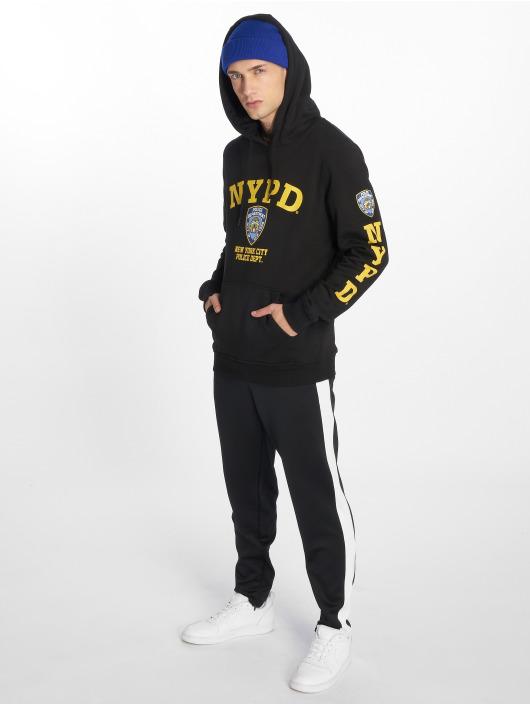 Merchcode Hoodie Nypd Logo black