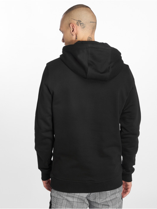 Merchcode Hoodie Rolling Stones Tongue black