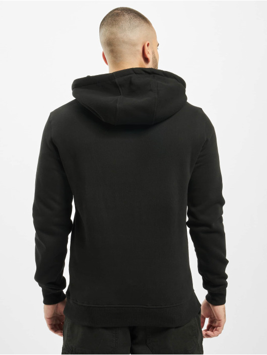 Merchcode Hoodie Coca Cola International Logo black
