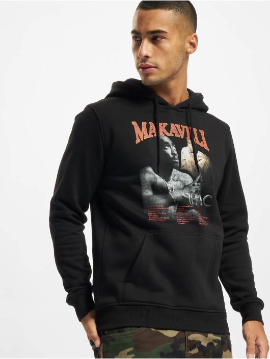 Merchcode Hoodie Tupac Makaveli black