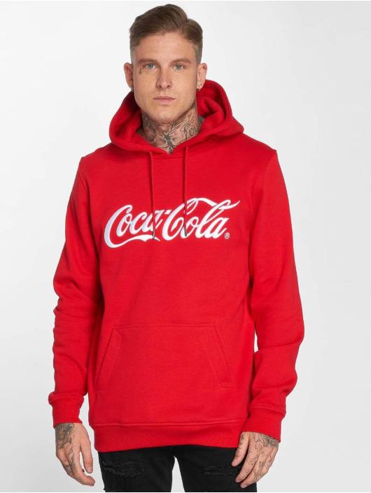Merchcode Hoody Coca Cola Classic rot