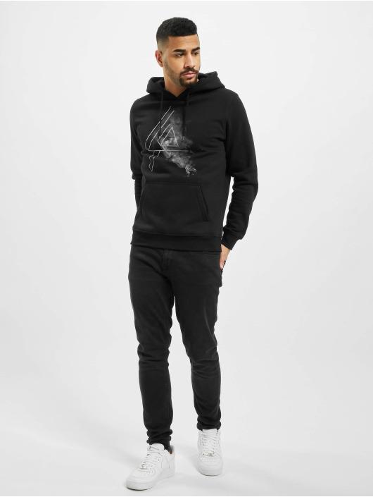 Merchcode Hoody Linkin Park Logo schwarz