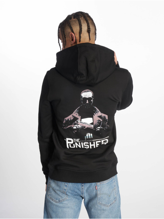 Merchcode Hoody The Punisher schwarz