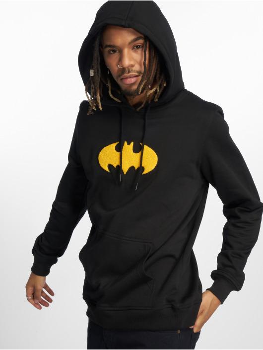 Merchcode Hoody Batman Patch zwart