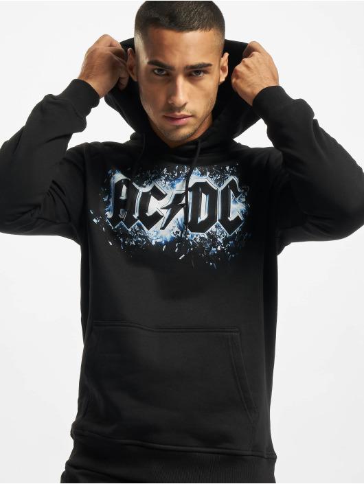 Merchcode Hoody ACDC Shattered zwart