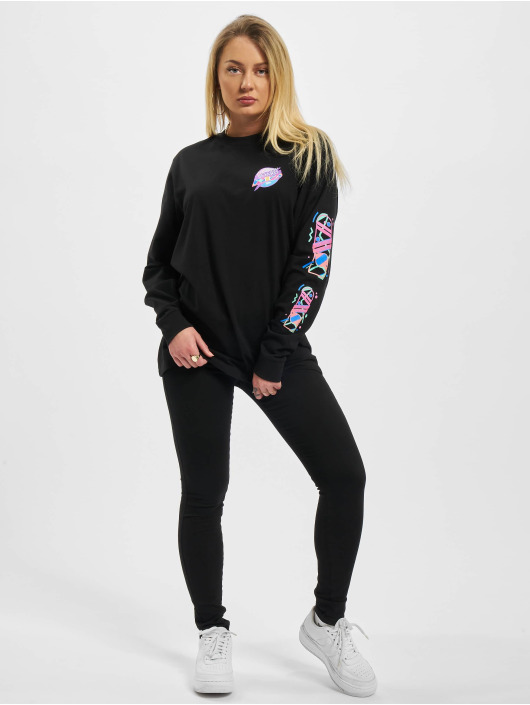 Merchcode Longsleeve Back To The Future Hoverboard black