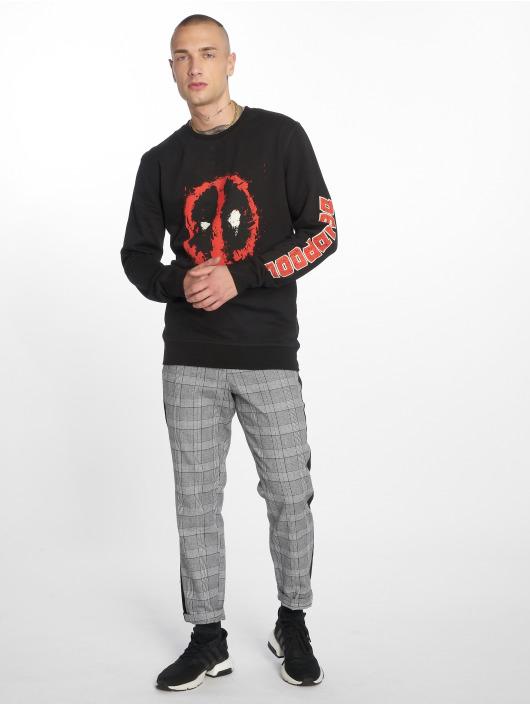 Merchcode Pullover Deadpool Splatter black