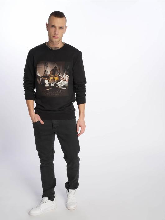 Merchcode Pullover Young Thug Album Cover black