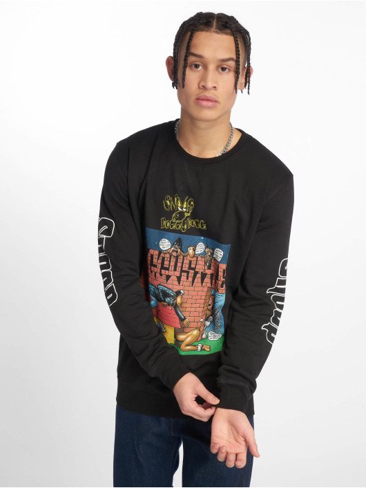 Merchcode Pullover Snoop Doggystyle black