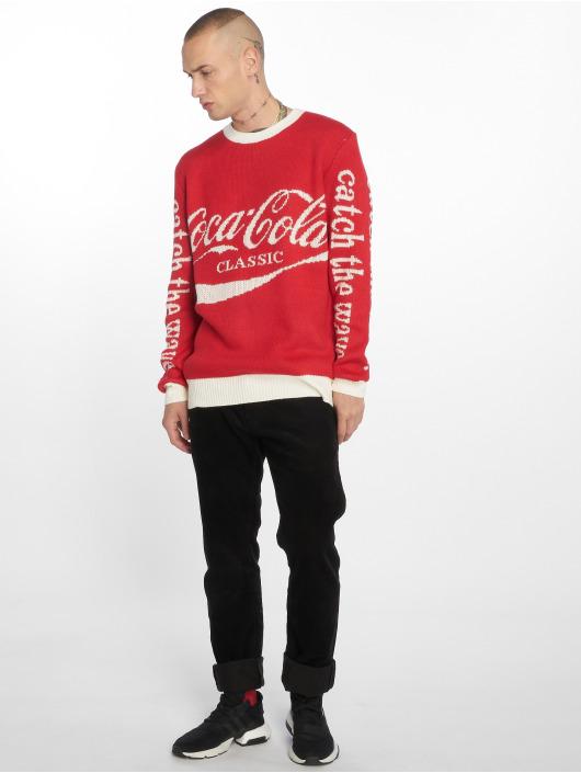 Merchcode Pullover Coca Cola Xmas red