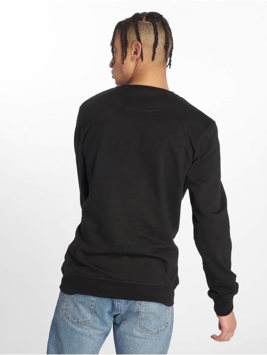 Merchcode Pullover Friends Logo Emb schwarz