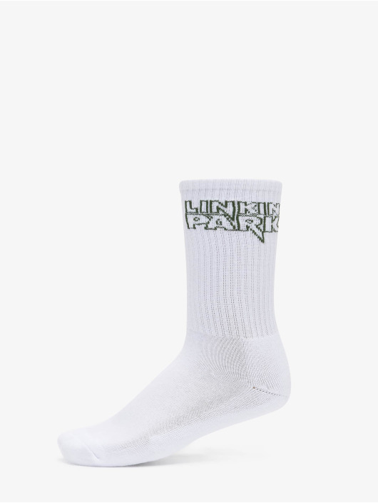 Merchcode Skarpetki Merchcode Linkin Park 2-Pack Socks czarny