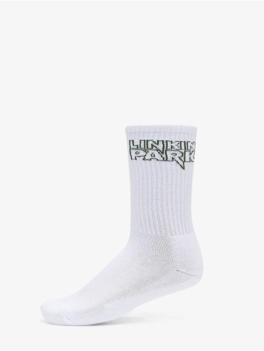 Merchcode Socken Merchcode Linkin Park 2-Pack Socks schwarz