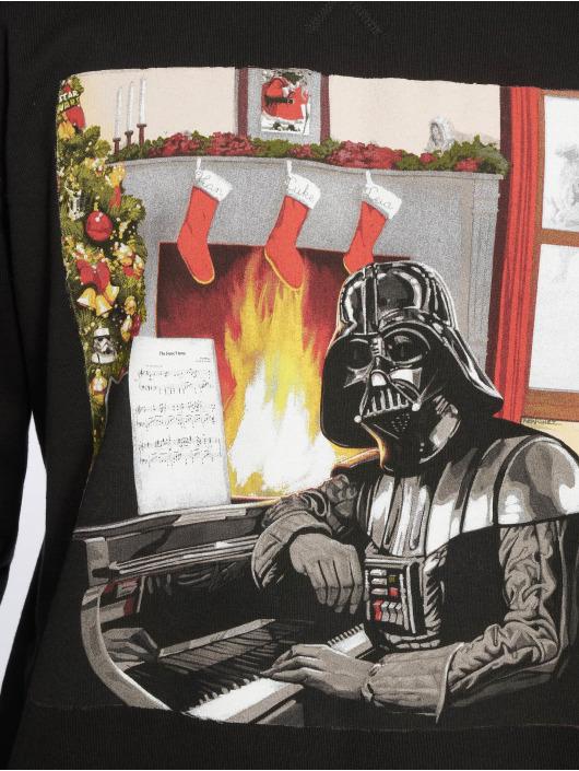 Merchcode Sweat & Pull Darth Vader Piano noir