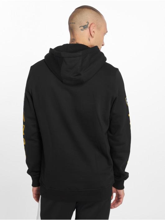 Merchcode Sweat capuche Nypd Logo noir