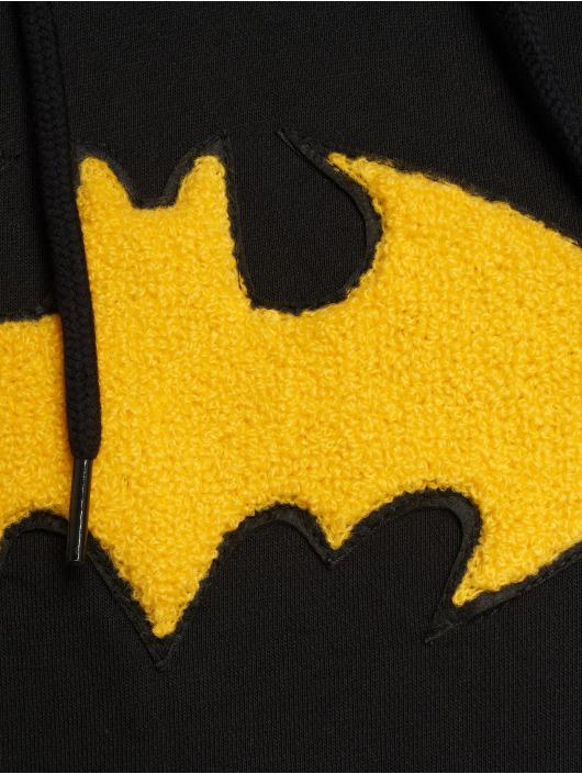 Merchcode Sweat capuche Batman Patch noir