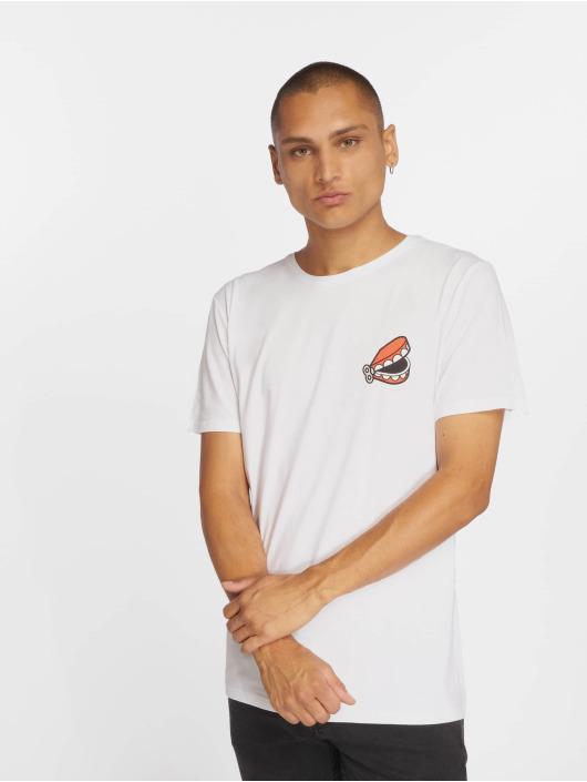 Merchcode T-shirt Comic Joker bianco