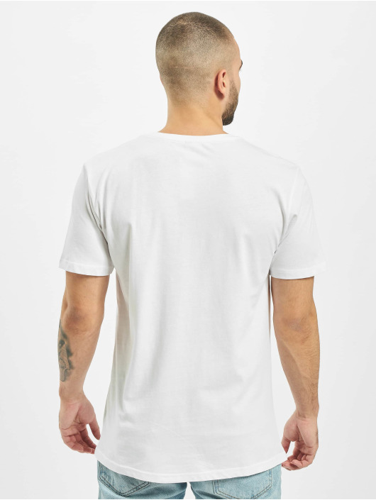Merchcode T-shirt Michael Jackson Cover bianco