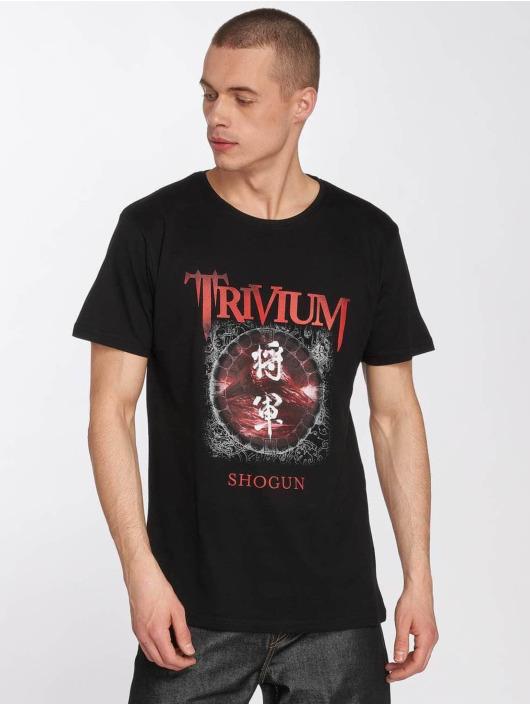 Merchcode T-Shirt Trivium Shogun black