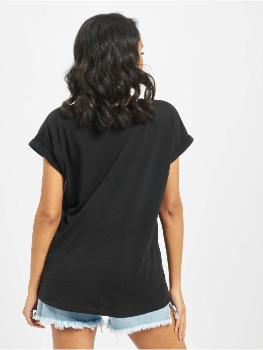 Merchcode T-Shirt Rolling Stones Tongue black