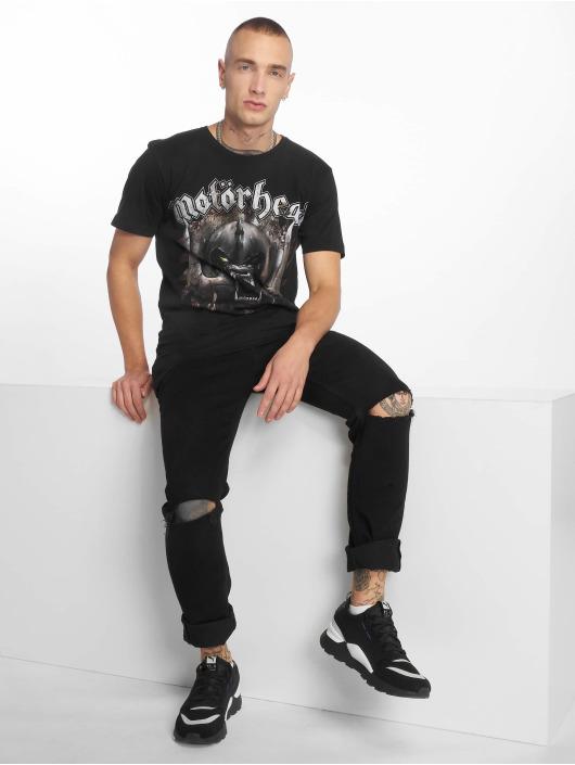Merchcode T-Shirt Motörhead Saw black