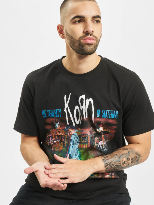 Merchcode T-Shirt Korn Circus black