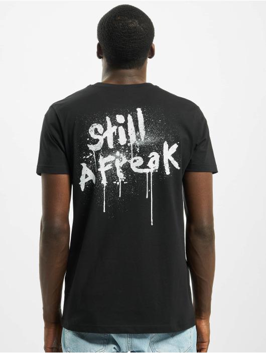 Merchcode T-Shirt Korn Still A Freak black