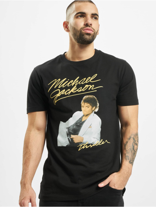 Merchcode T-Shirt Michael Jackson Thriller Album black