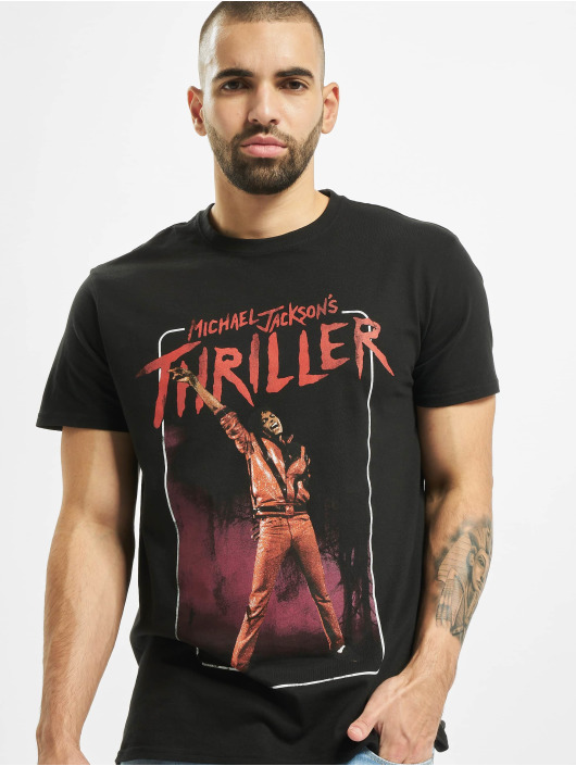 Merchcode T-Shirt Michael Jackson Thriller Video black