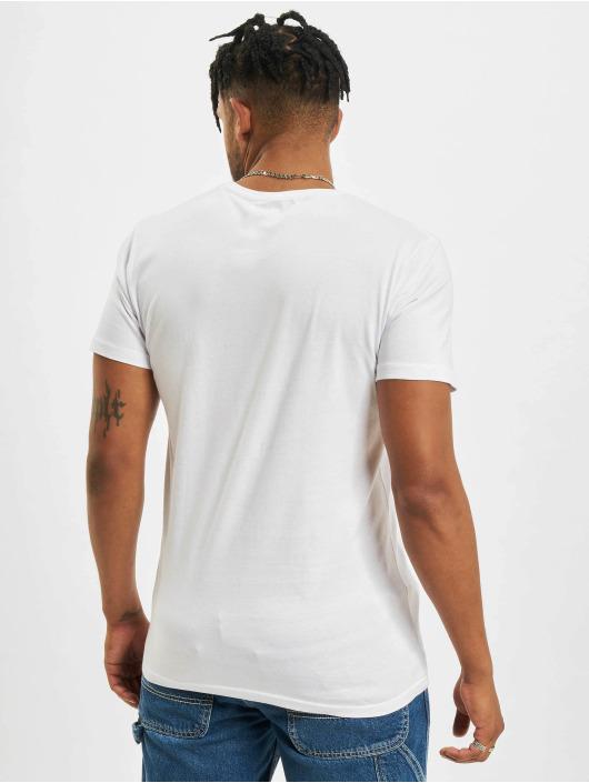 Merchcode T-Shirt Friends Group blanc