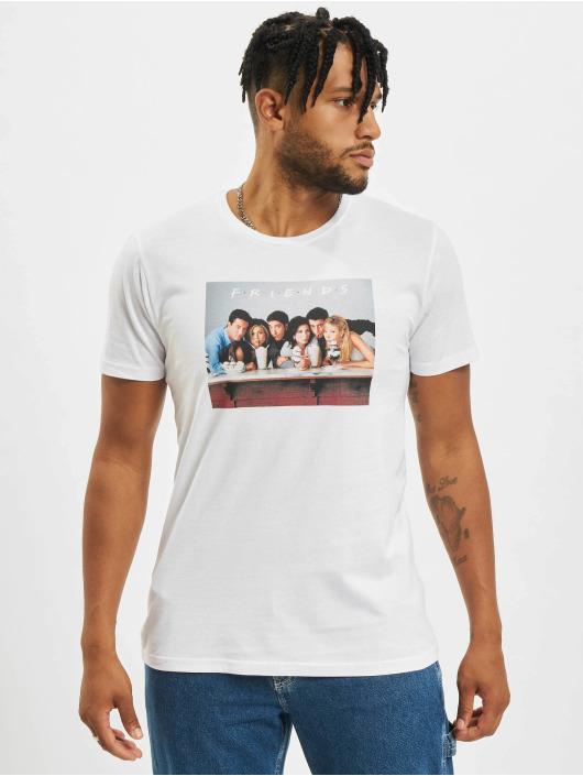 Group T Blanc Homme 587675 Friends Merchcode shirt OXZikPuT