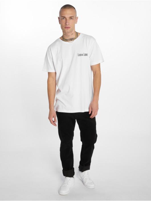 Merchcode T-Shirt Diamante blanc
