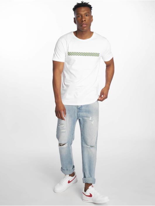 Merchcode T-Shirt Banksy Officer blanc